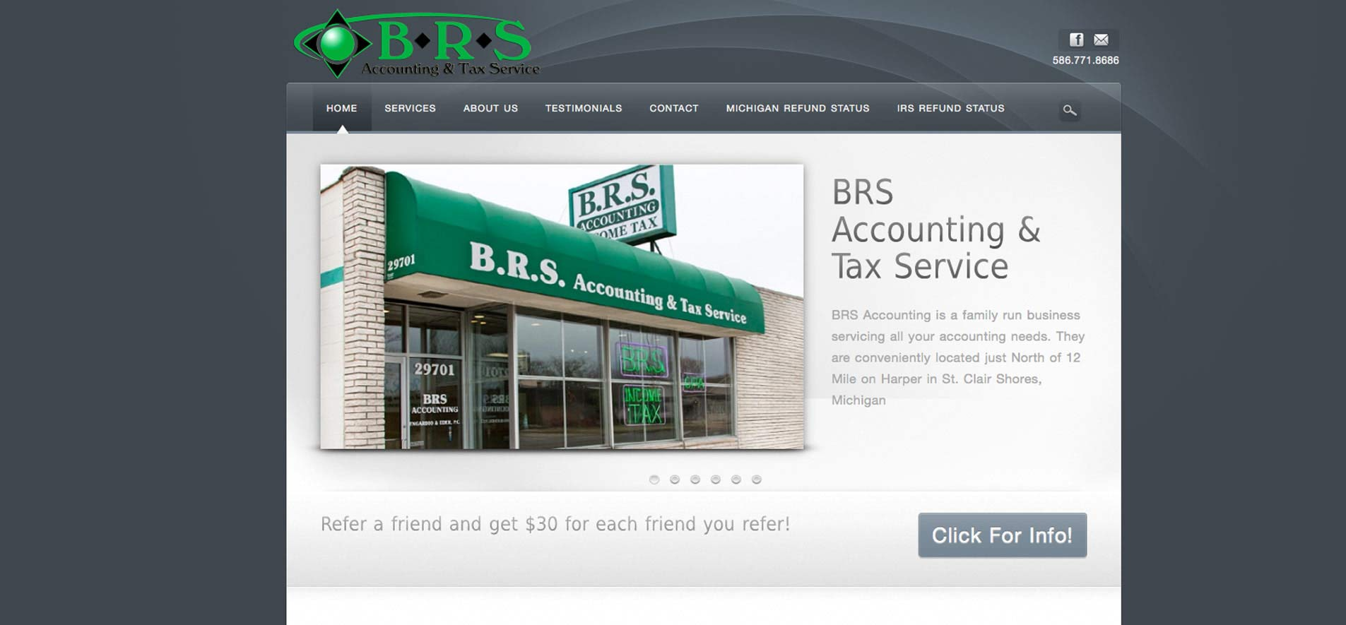 BRS Accounting