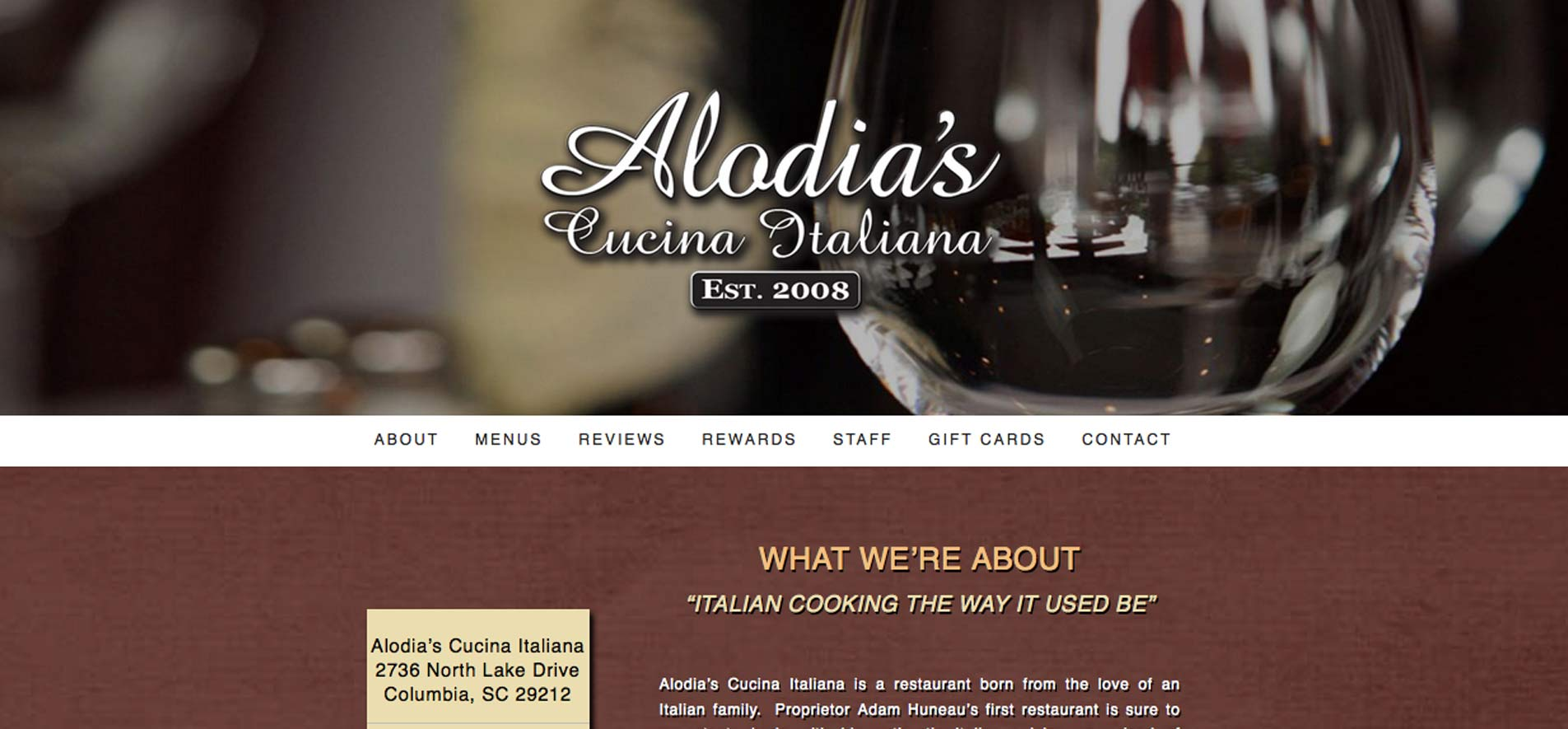 Alodias Cucina Italiana